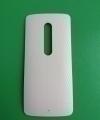 Крышка Motorola Moto X Play (Droid Maxx 2) белая