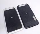 Крышка Motorola Atrix HD С-сток (белая и черная)