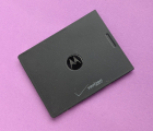 Крышка Motorola Droid 1 чёрная А-сток