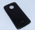 Крышка Motorola Moto E5 Play xt1921 чёрная А-сток