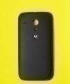 Крышка Motorola Moto G чёрная новая