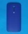 Крышка Motorola Moto G2 синяя