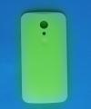 Крышка Motorola Moto G2 зелёная