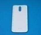 Крышка Motorola Moto G4 Plus белая - изображение 4
