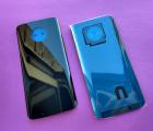 Крышка Motorola Moto G6 чёрная новая