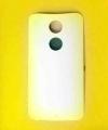 Крышка Motorola Moto X2 белая - изображение 2