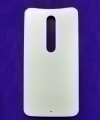 Крышка Motorola Moto X Style белая