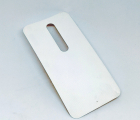 Крышка Motorola Moto X Style белая А-сток