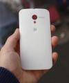 Крышка Motorola Moto Х белая - изображение 6