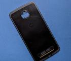 Крышка корпус Motorola Moto Z2 Force чёрная C-сток