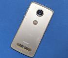 Корпус Motorola Moto Z2 Play крышка А-сток золото