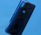 Крышка Motorola One Vision Sapphire gradient новая