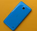 Крышка Nokia Lumia 630 / 635 синяя оригинал А-сток