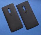 Крышка OnePlus 2 чёрная А-сток