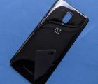 Крышка OnePlus 6t B-сток чёрная