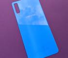 Крышка Samsung Galaxy A7 A750f (2018) синяя А-сток оригинал