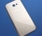 Крышка Samsung Galaxy A7 (2017) a720f золото А сток