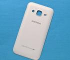 Крышка Samsung Galaxy Core Prime G360 белая А-сток
