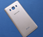 Крышка Samsung Galaxy J5 2016 j510 золото А-сток