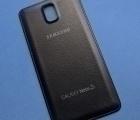 Крышка Samsung Galaxy Note 3 чёрная А сток