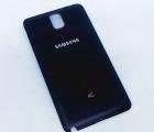 Крышка Samsung Galaxy Note 3 чёрная B-сток
