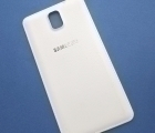 Крышка Samsung Galaxy Note 3 белая (А сток)