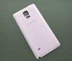 Крышка Samsung Galaxy Note 4 (А сток) белая