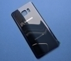 Крышка Samsung Galaxy Note 5 Saphire Black