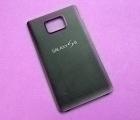 Крышка Samsung Galaxy S2 чёрная