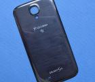Крышка Samsung Galaxy S4 черная А-сток