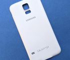 Крышка Samsung Galaxy S5 белая А-сток