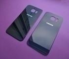 Крышка Samsung Galaxy S6 тёмно-синяя (А сток)