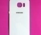 Крышка Samsung Galaxy S6 белая А-сток