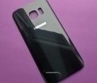 Крышка Samsung Galaxy S7 чёрная (А сток)