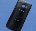 Крышка Samsung Galaxy S7 чёрная (B сток)