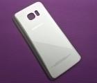 Крышка Samsung Galaxy S7 Edge серебро (А сток)