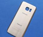 Крышка Samsung Galaxy S7 золотая (B сток)