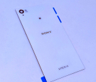 Крышка Sony Xperia Z1 белая