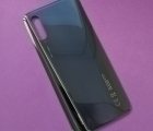 Крышка Xiaomi Mi 9 Lite onyx gray серая А-сток