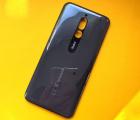 Крышка Xiaomi Redmi 8 чёрная C-сток