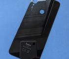 Крышка Xiaomi Redmi Note 7 А-сток чёрная