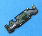 Нижняя плата сети Motorola Droid 1 микрофон