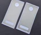 Защитная плёнка задняя Motorola Moto Z3 серая