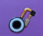 Сканер отпечатка LG G6 кнопка включения чёрная