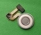 Сканер отпечатка LG V30 кнопка включения (серая)