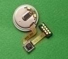 Сканер отпечатка LG V30 Plus кнопка включения (серая)