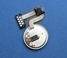 Сканер отпечатка LG V30s кнопка включения (серая)