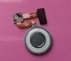 Сканер отпечатка LG V35 кнопка включения (серая)