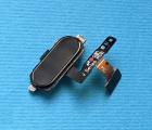 Сканер отпечатка (home кнопка) Samsung Galaxy J5 (2017) j530 чёрный