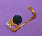 Сканер отпечатка Sony Xperia XA2 Ultra чёрный